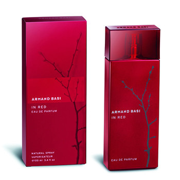 Armand Basi In Red EDP W 100ml