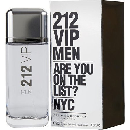 Carolina Herrera 212 VIP Men EDT M 200ml