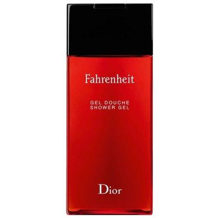 Christian Dior FAHRENHEIT żel pod prysznic 200 ml