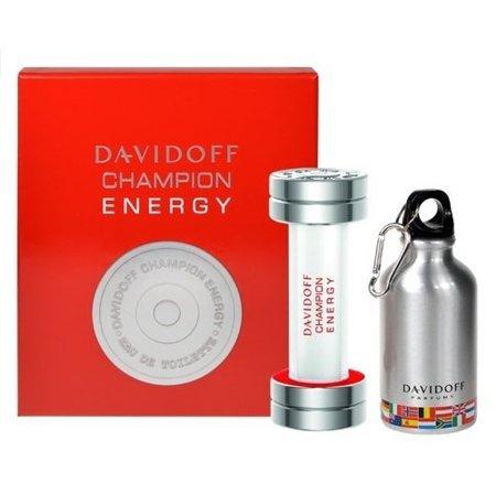 Davidoff CHAMPION ENERGY EDT 90 + bidon ZESTAW