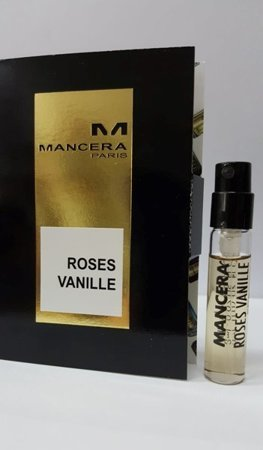 Mancera ROSE VANILLE EDP 2 ml PRÓBKA