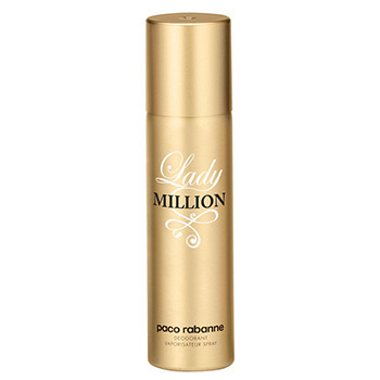 Paco Rabanne LADY MILLION dezodorant spray 150 ml